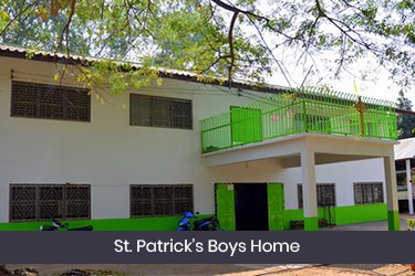 St Patrick's Boys Home0